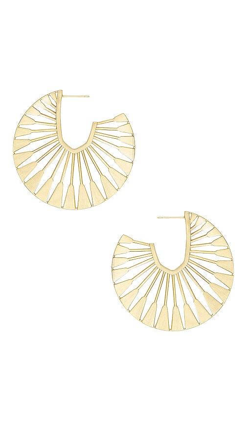 Deanne Hoop Earrings