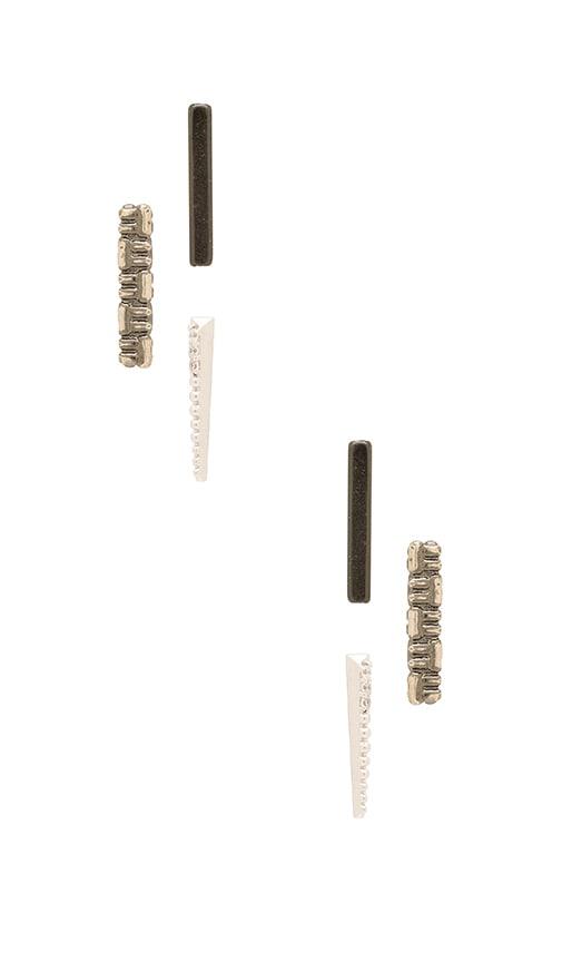 Carlson Earrings