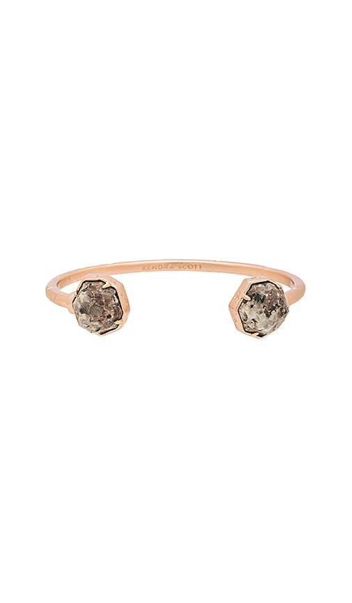 Kendra Scott Brinkley Bracelet in Metallic Copper