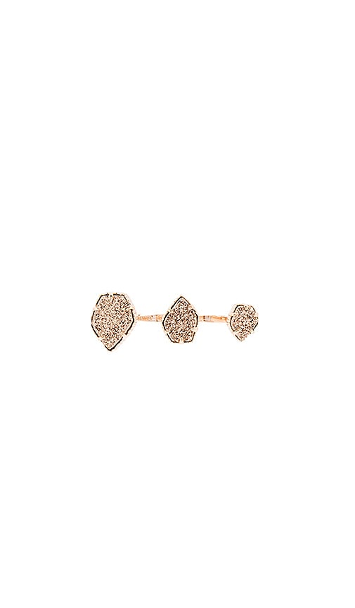 Kendra Scott Naomi Ring in Metallic Copper