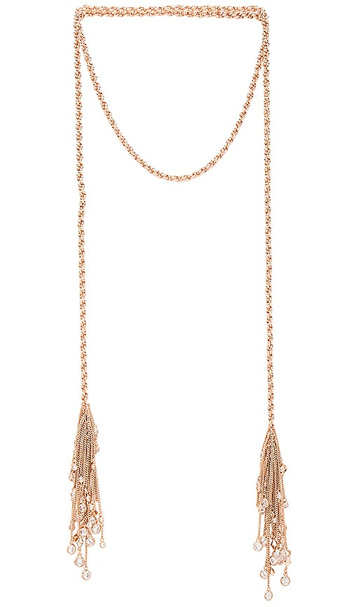 Kendra Scott Sloan Necklace in Metallic Copper