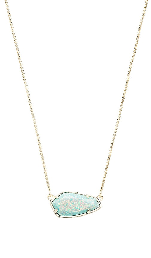 Kendra Scott Cami Necklace in Metallic Gold