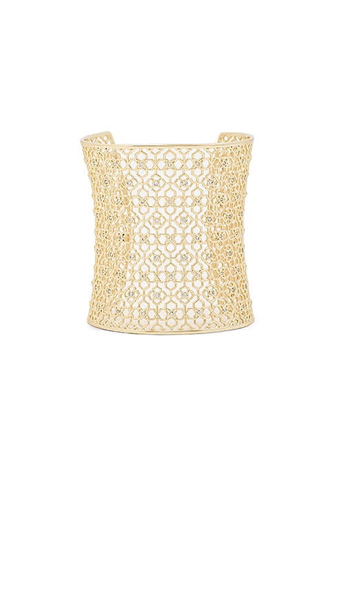 Kendra Scott Jude Cuff in Metallic Gold