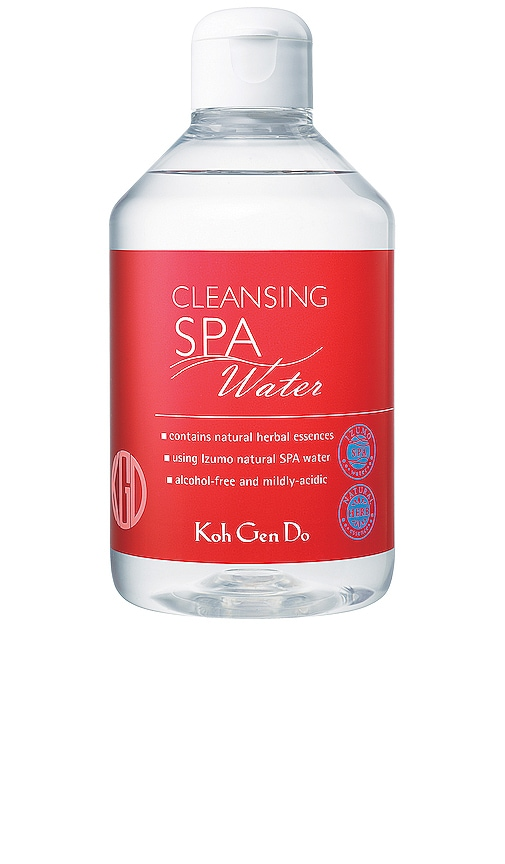 Spa Cleansing Water
