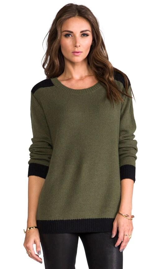 Army Crew Sweater