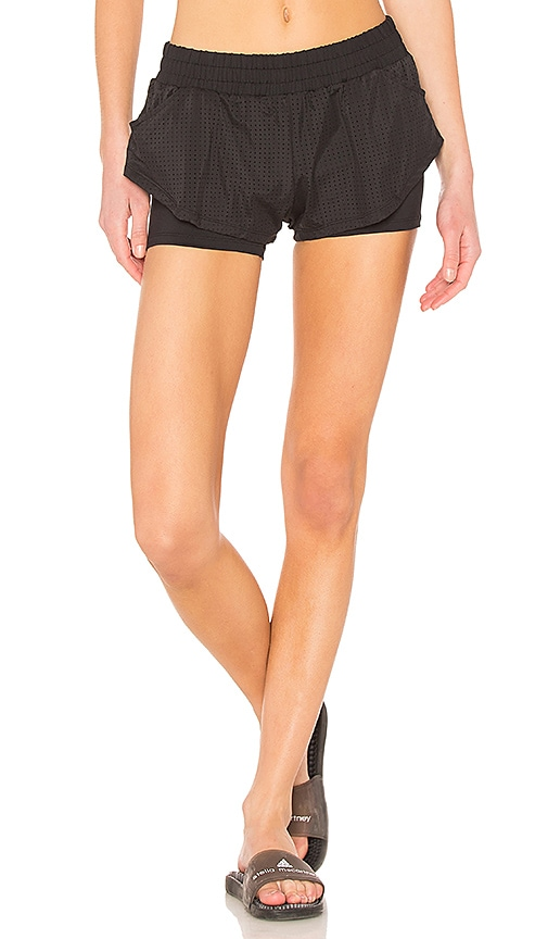 Khongboon Activewear Mallory Sport Shorts in Black
