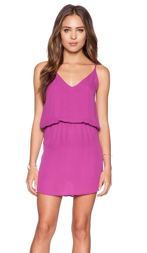 krisa Cami Mini Dress in Violet