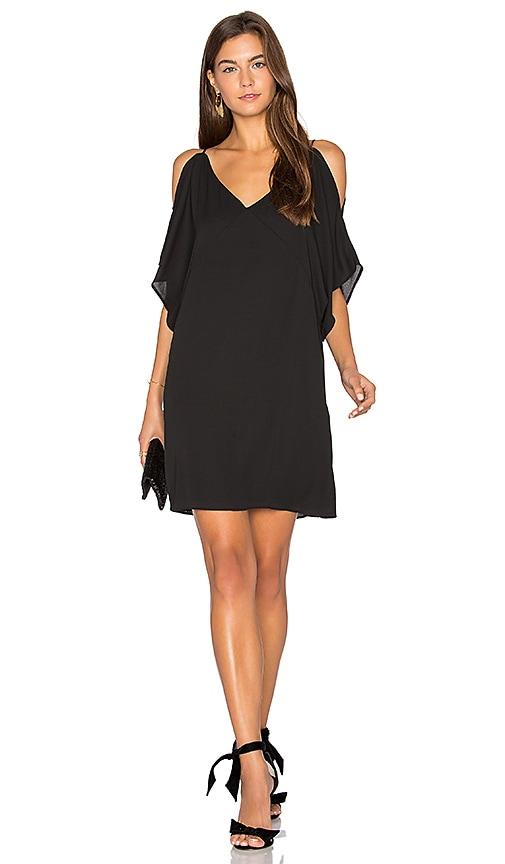 Split Sleeve Slip Dress