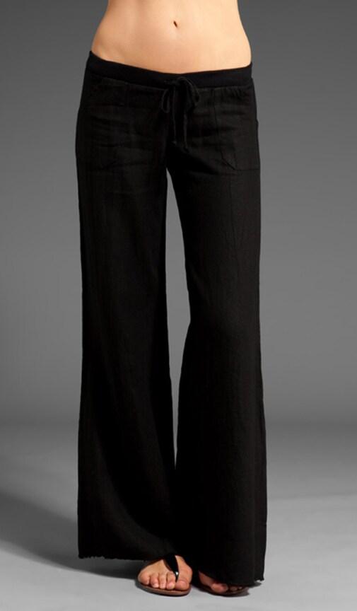 Linen Pant w/ Pocket
