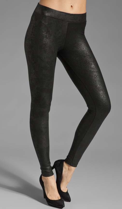 Crushed Coated Legging