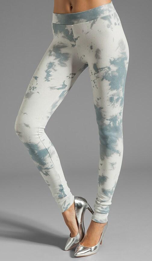 Coated Leggings