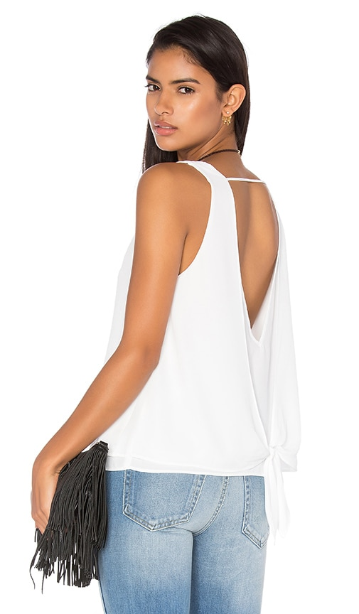 Double Layer Tie Back Tank