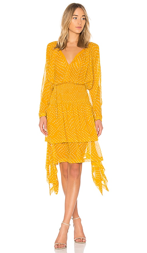 KITX Empower Dress in Yellow