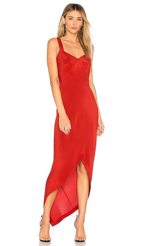 KITX Solidarity Slip Dress in Red