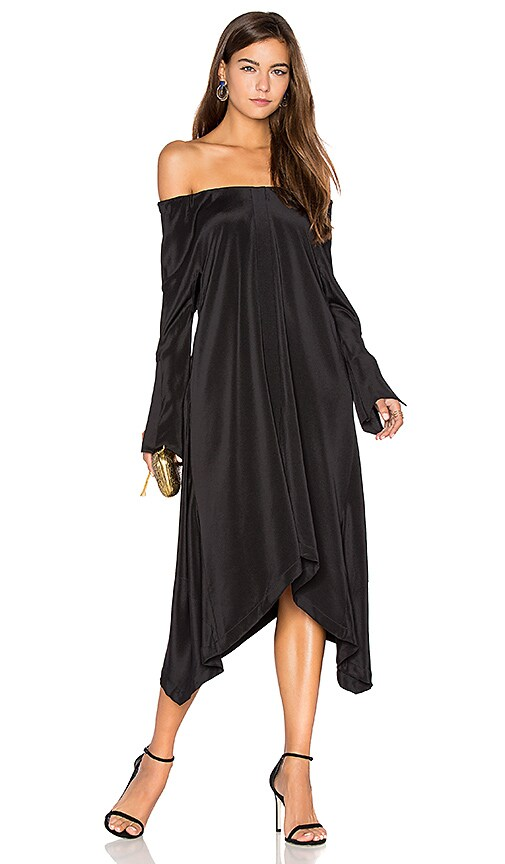 KITX Release Dress in Black