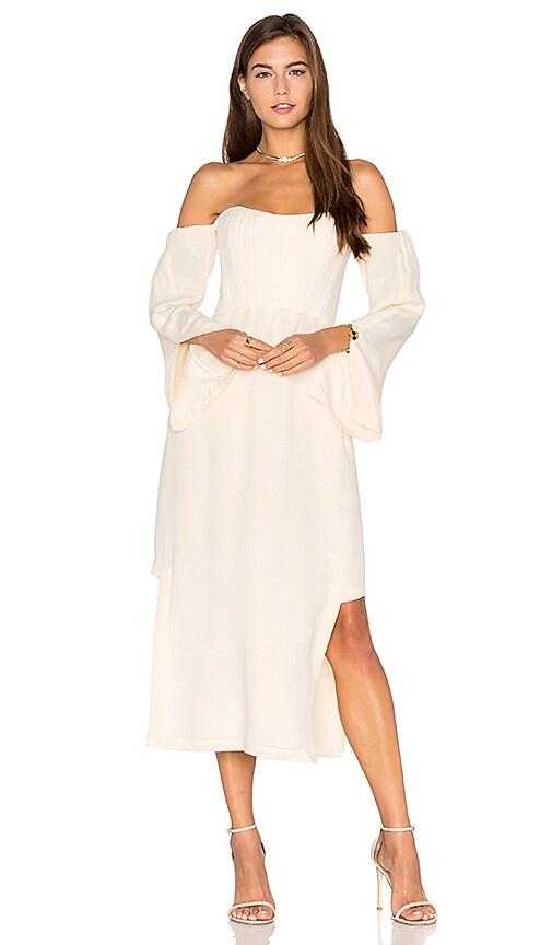 KITX Release Control Dress in Ivory