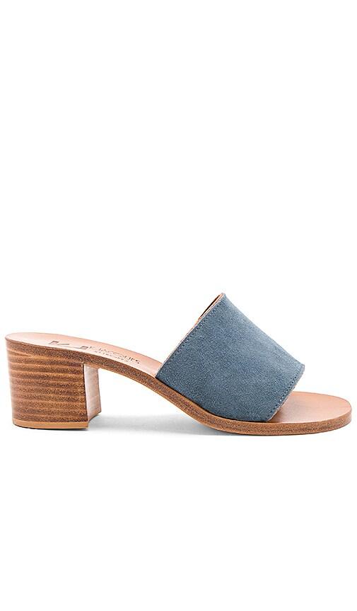 K Jacques Caprika Heel in Blue