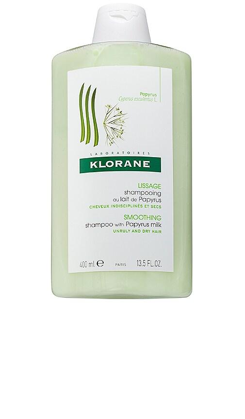 Shampoo with Papyrus Milk
