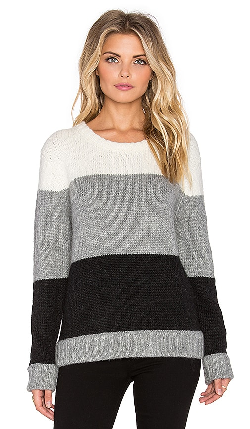 Kathryn McCarron Isla Colorblock Sweater in Colorblock