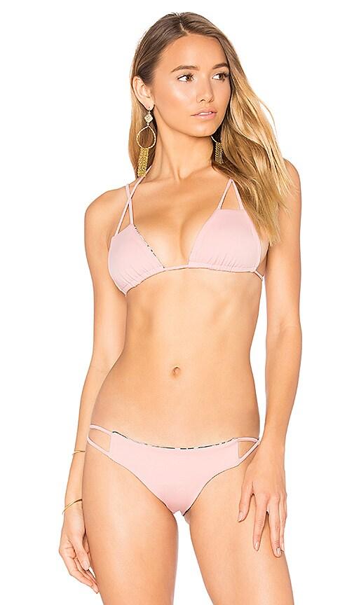 KOA Reversible Mirage Top in Blush