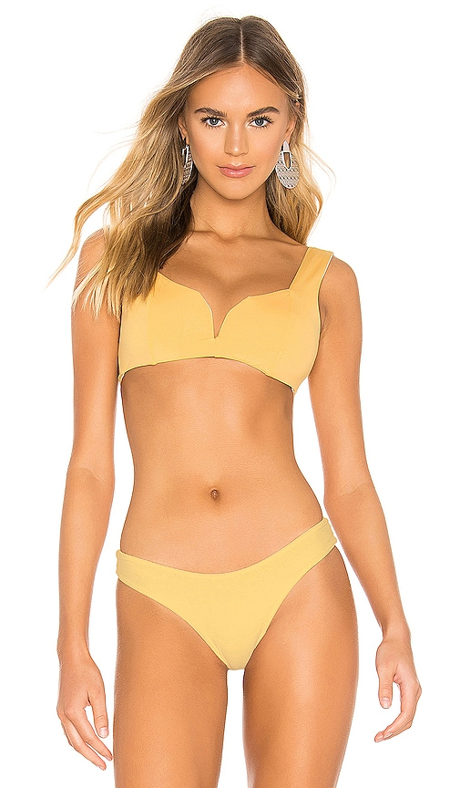 Carmela Reversible Bikini Top