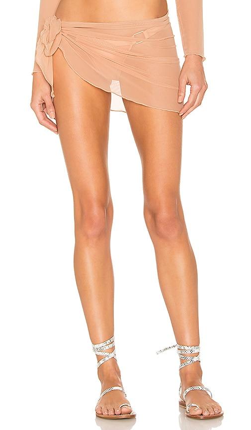 Alexa Wrap Skirt