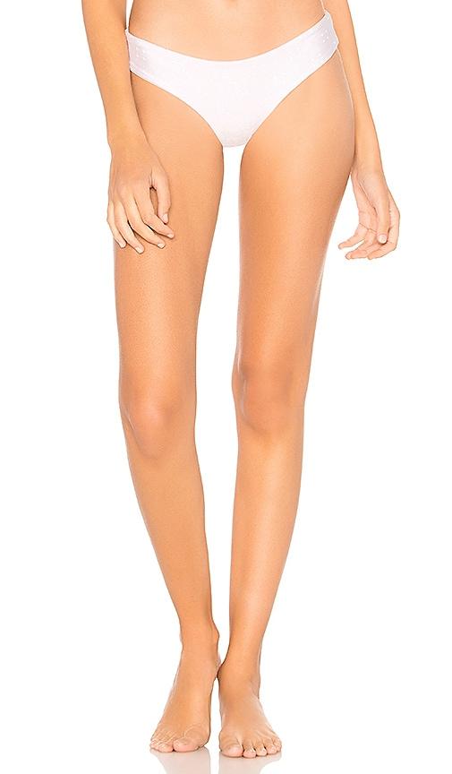 KAOHS Salty Bikini Bottom in White