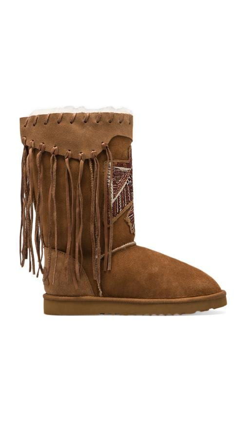 x Lauren Moshi Thunderbird Boot with Twinface Sheepskin