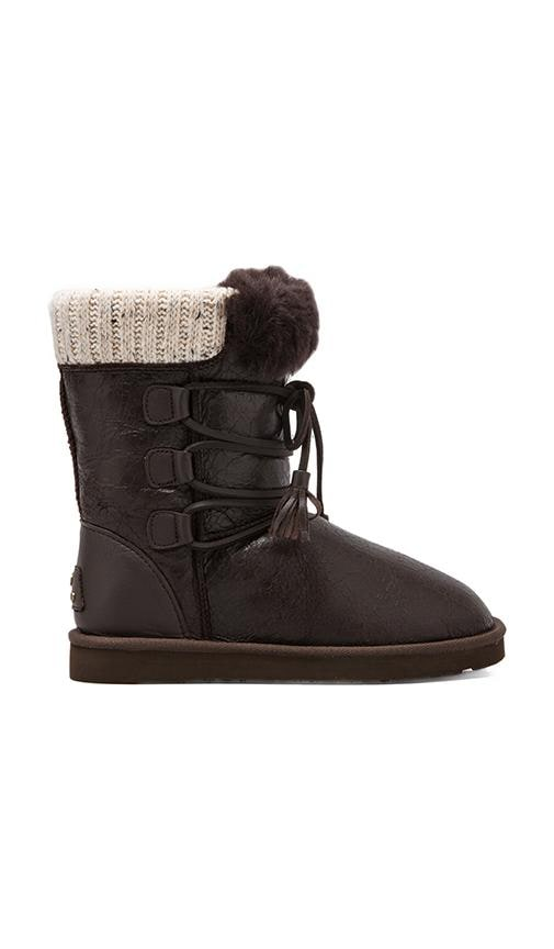 Brinley II Boot with Twinface Sheepskin