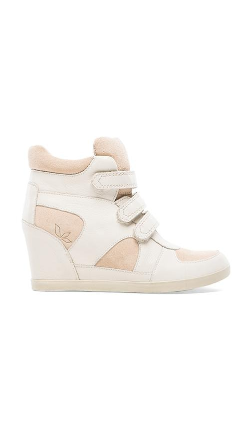 0da17a5762ec Koolaburra Preston II Wedge Sneaker in Luna   Stone