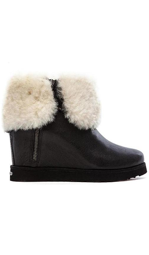 La Volta Deluxe Boot with Fur