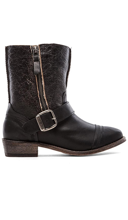 Duarte Boot with Fur