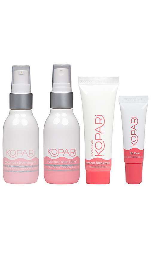 FACE THE DAY AND NIGHT KIT Kopari