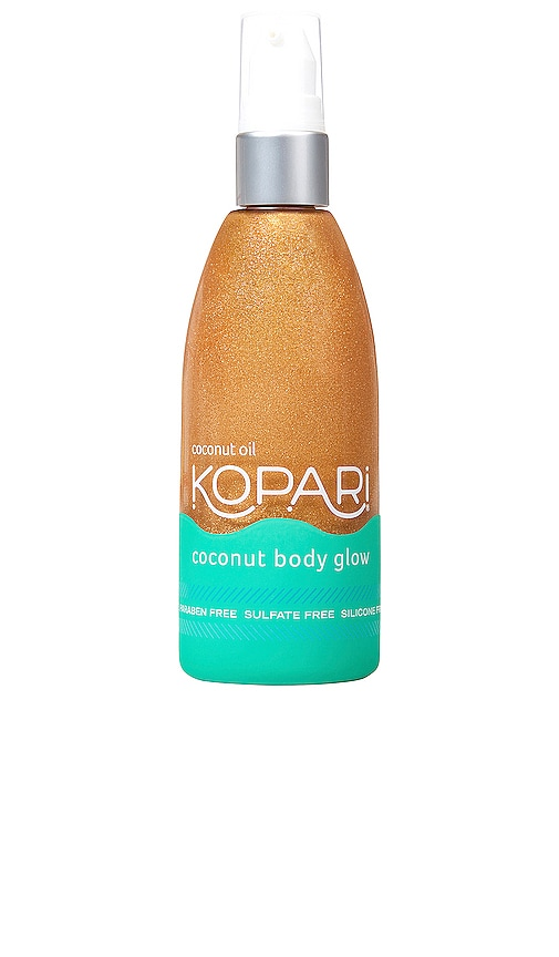 Coconut Body Glow