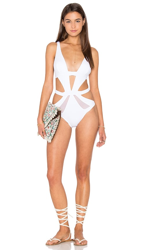 KOPPER & ZINK Dylan One Piece in White