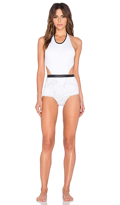 KORE SWIM Minerva One Piece in White