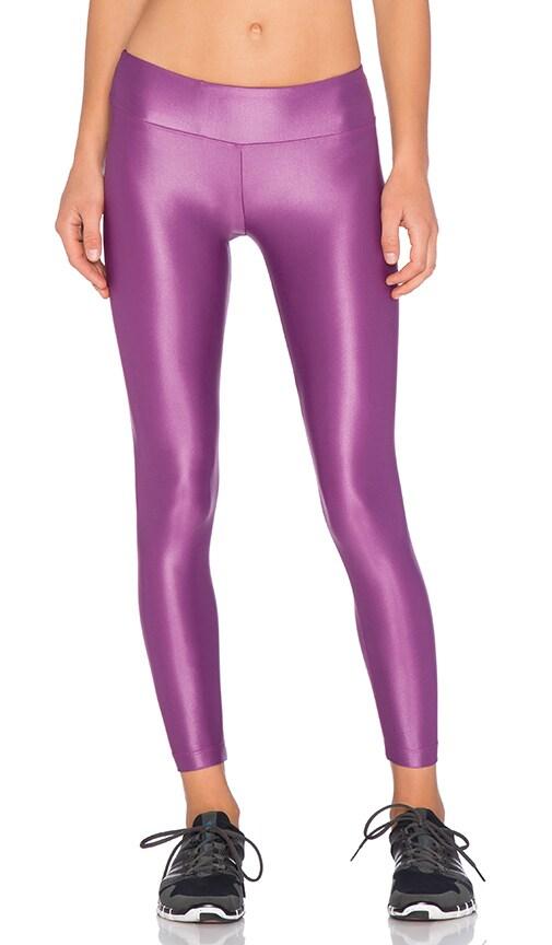 koral activewear Jin Lustrous Legging in Iris