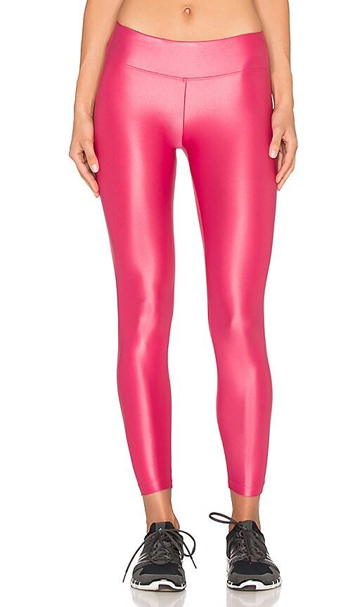 koral activewear Lustrous Legging in Carmine