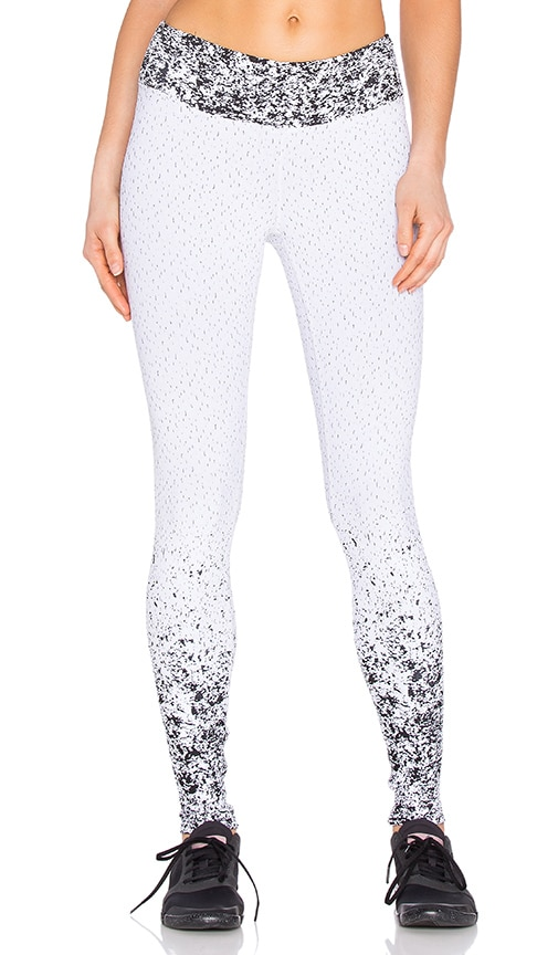 Pixelate Cropped Legging