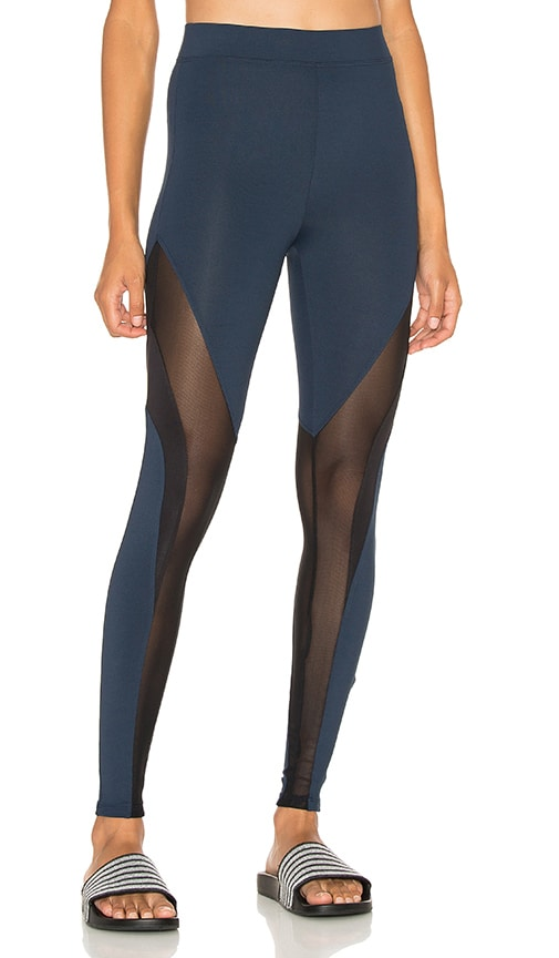 KORAL Frame Legging in Navy
