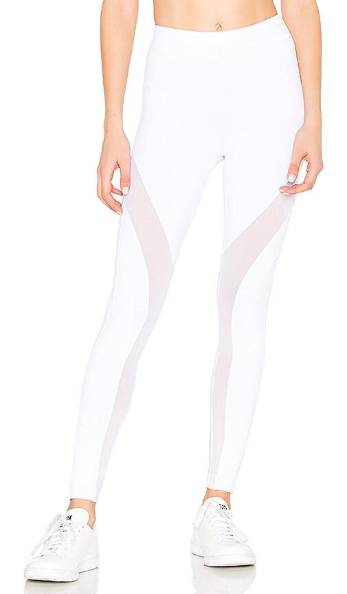 KORAL Frame Legging in White