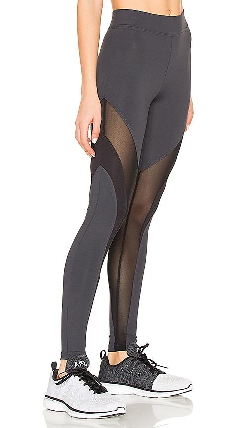 KORAL Frame Legging in Charcoal