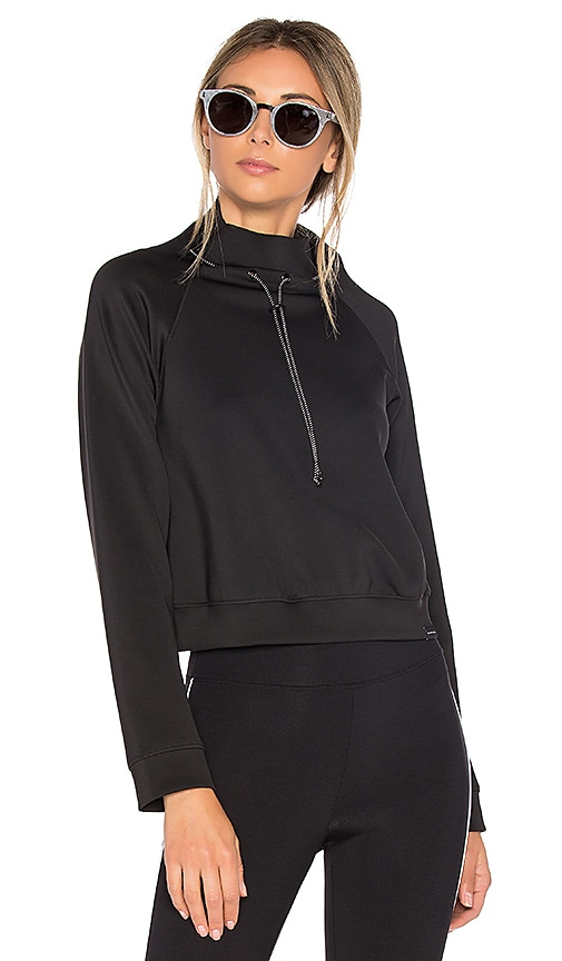 Koral Order Pullover in Black