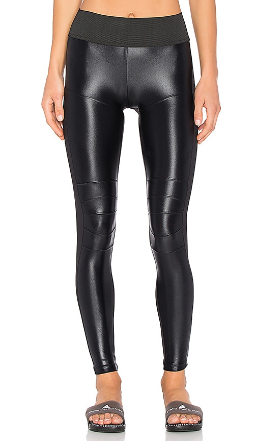 KORAL Moto Legging in Black