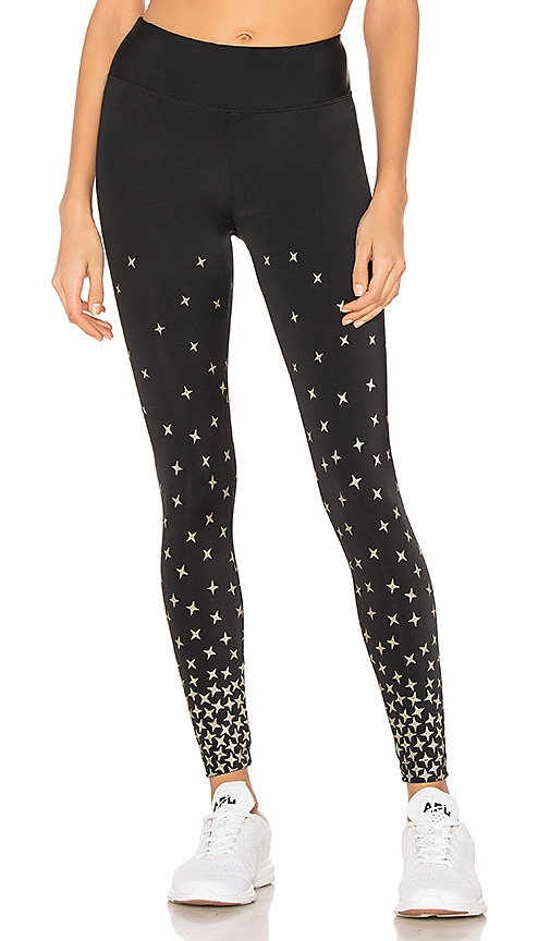 Stellar High Rise Impression Leggings