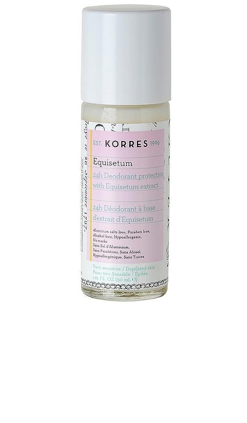 24H Deodorant Equisetum