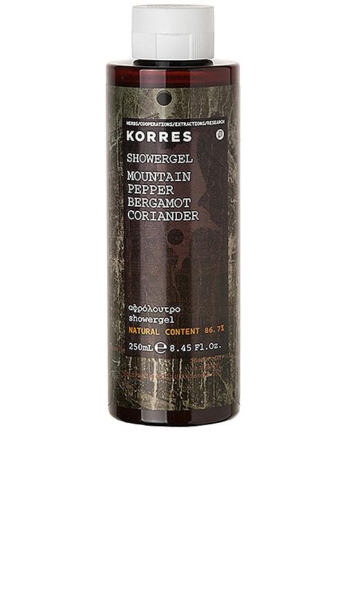 Mountain Pepper Shower Gel