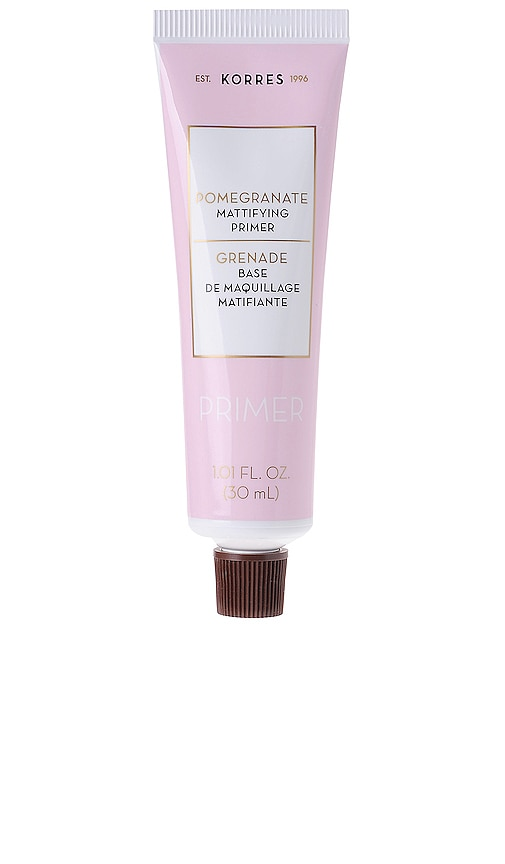 Pomegranate Mattifying Face Primer