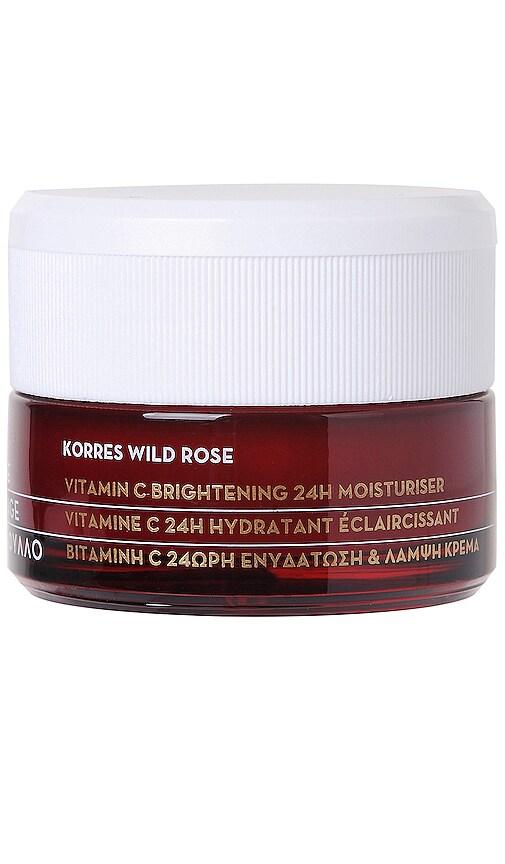 Wild Rose Vitamin C 24 Hour Moisturizer