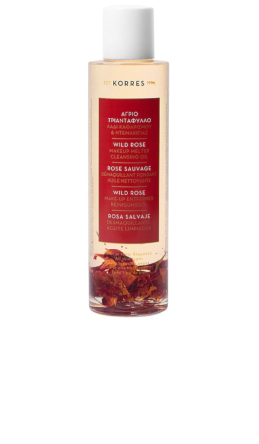 Wild Rose Makeup Melter Cleansing Oil